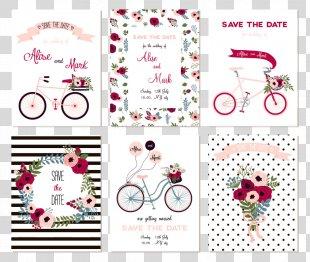 Wedding Invitation Marriage Save The Date - Wedding Invitation Design PNG