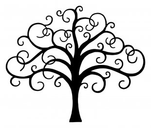 Drawing Tree Of Life Line Art Clip Art - Tree Of Life PNG