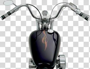 Motorcycle Accessories Bicycle Handlebars Motorcycle Handlebar Harley-Davidson - Motorcycle PNG