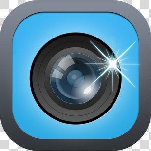 Camera Lens Digital Cameras Photography Google Play Flashlight - Camera Lens PNG