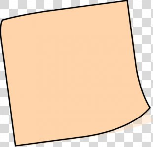 Post-it Note Paper Sticky Notes Clip Art - Sticky Note PNG