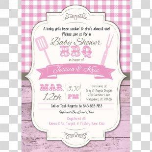 Wedding Invitation Baby Shower BlackLine, Inc. Child - Baby Shower Invitation PNG