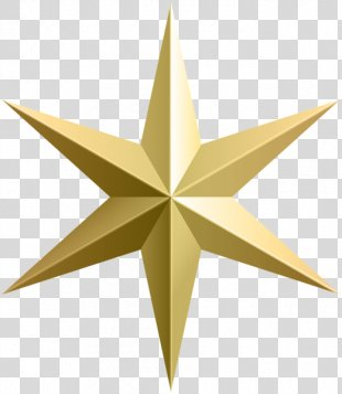 Silver Star Clip Art - Gold Stars PNG