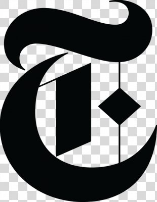 New York City The New York Times Company Newspaper Logo - New York PNG