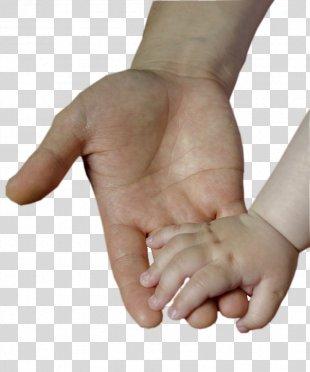 Poster Illustration - Big Family Holding Hands Love Poster Illustration PNG