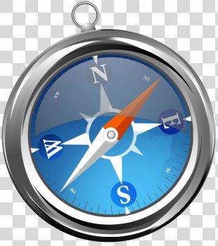 Safari Web Browser MacOS Logo - Chrome PNG