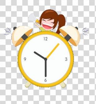 Alarm Clock Airplane - Alarm Clock PNG