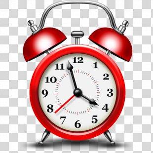 Alarm Clock Clip Art - Alarm Clock Graphic PNG