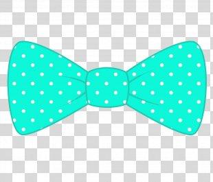 Bow Tie Necktie Blue Clip Art - Tie PNG