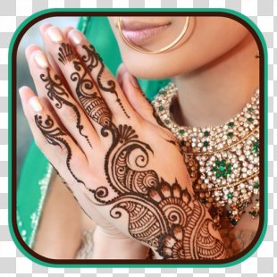 Mehndi Henna Tattoo Design Home - Design PNG