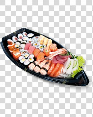 California Roll Sashimi Sushi Gimbap Japanese Cuisine - Sushi PNG