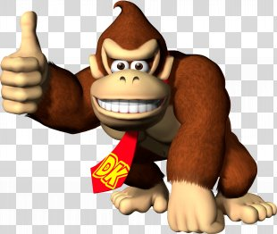 Donkey Kong Country Returns Donkey Kong Jr. DK: Jungle Climber - Donkey PNG