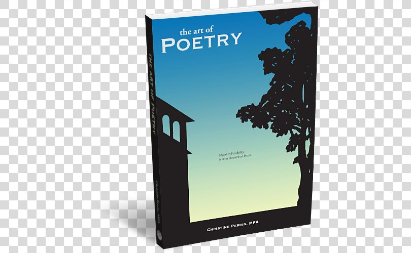 The Art Of Poetry Book Chapter, Book PNG