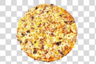 California-style Pizza Sicilian Pizza Vegetarian Cuisine Pickled Cucumber - Cucumber Pizza PNG