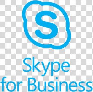 Skype For Business Online Logo Microsoft Corporation - Skype PNG