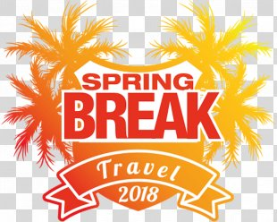 Spring Break 2018! Cafe Serene Image 0 - Spring Break PNG